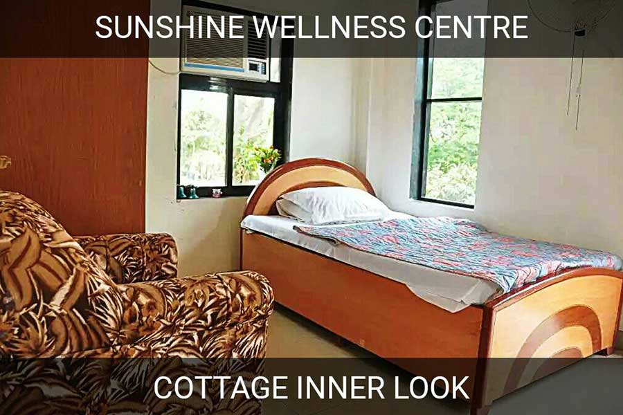 Rehab Centres Cotage Inner Look - Sunshine Wellness Centre