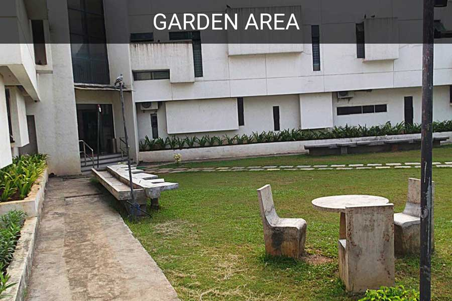 Rehab Centres Garden Area - Sunshine Wellness Centre